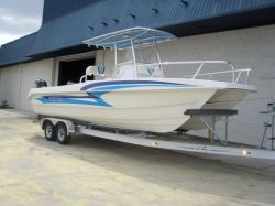 2010 - Twin Vee Boats - 26 Ocean Cat