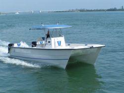 2011 - Twin Vee Boats - 32 Ocean Cat