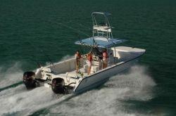2011 - Twin Vee Boats - 36 Ocean Cat