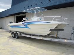 2011 - Twin Vee Boats - 26 Ocean Cat