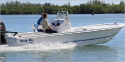 2012 - Twin Vee Boats - 22 Bay Cat
