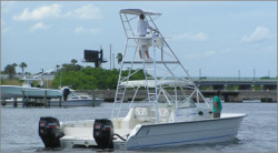 2012 - Twin Vee Boats - 32 Sport Console