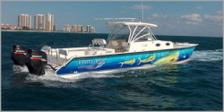2012 - Twin Vee Boats - 36 Sport Console