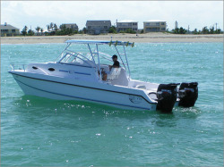 2012 - Twin Vee Boats - 26 Express