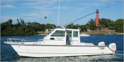 2012 - Twin Vee Boats - 36 Pilot House