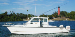 2012 - Twin Vee Boats - 32 Pilot House