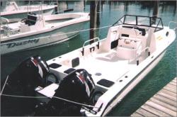 2013 - Twin Vee Boats - 26 Hawaiian