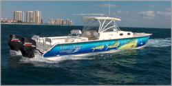 2013 - Twin Vee Boats - 36 Sport Console