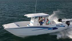 2014 - Twin Vee Boats - 35- Hydrofoil Ocean Cat