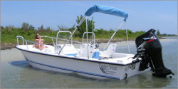 2014 - Twin Vee Boats - 22 Dual Console bay Cat