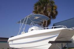 2015 - Twin Vee Boats - 22 Ocean Cat