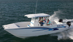 2015 - Twin Vee Boats - 35- Hydrofoil Ocean Cat