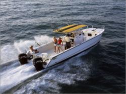 2015 - Twin Vee Boats - 36 Ocean Cat
