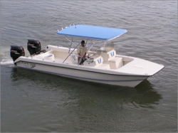 2015 - Twin Vee Boats - 26 Dual Console Ocean Cat