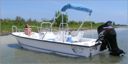 2015 - Twin Vee Boats - 22 Dual Console bay Cat