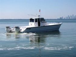 2015 - Twin Vee Boats - 32 Pilot House