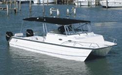 2015 - Twin Vee Boats - 36 Weekender