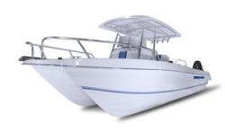 2017 - Twin Vee Boats - Ocean Cat 260 SE