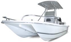 2017 - Twin Vee Boats - 220 Bay Cat