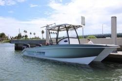 2017 - Twin Vee Boats - Ocean Cat 260 TE