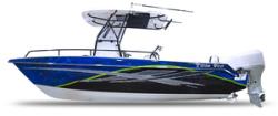 2017 - Twin Vee Boats - 230 XP Ocean Cat
