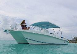 2019 - Twin Vee Boats - OceanCat 260 Exuma