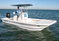 2019 - Twin Vee Boats - BayCat 220 Pro