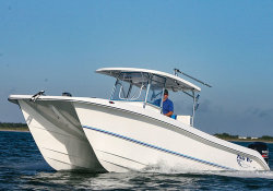 2019 - Twin Vee Boats - OceanCat 310 Pro