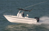 Twin Vee Powercats 22 Center Console Boat