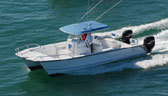 Twin Vee Powercats 32 Ocean Cat Center Console Boat