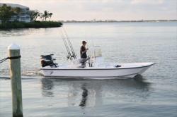 Twin Vee Boats - 19 Bay Cat Aft Deck