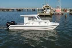 Twin Vee Boats - 26 Pilot House