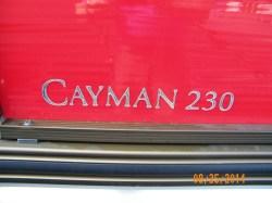 2014 - Cypress Cay Boats - LE 230 Cayman