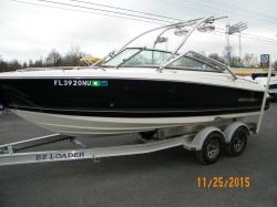 2008 - Monterey Boats - 214FS