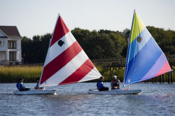 2012 - Vanguard Sailboats - Sunfish