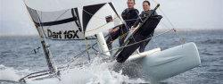 2009 - Vanguard Sailboats - Dart 16