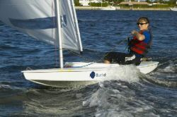 Vanguard Sailboats Radial Racing Sailboat Boat