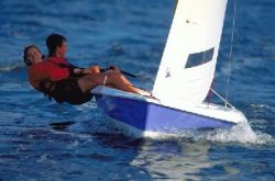Vanguard Sailboats Vanguard 15 Racing Sailboat Boat
