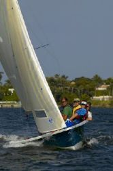 Vanguard Sailboats Nomad Racing Sailboat Boat