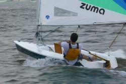 Vanguard Sailboats Zuma Racing Sailboat Boat