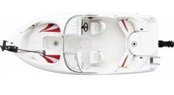 2009 - Vectra Boats - V182 IO Fish-n-Ski