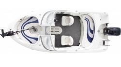 2011 - Vectra Boats - V172 OB Fish-n-Ski