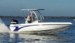 2009 - Velocity Boats - 220 FBO