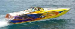 2009 - Velocity Boats - 410
