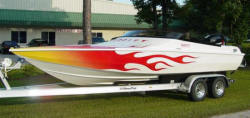 2010 - Velocity Boats - 220 Outboard Sport