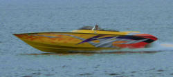 2011 - Velocity Boats - VR1