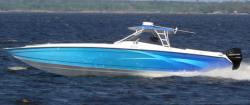 2012 - Velocity Boats - 400 Xover