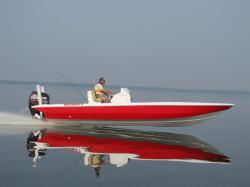 2012 - Velocity Boats - 26 VR