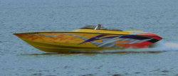 2017 - Velocity Boats - 290 VR