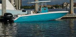 2017 - Velocity Boats - 262 CC